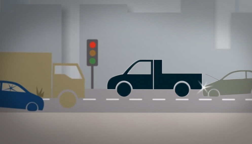 Un accrochage avec un ou plusieurs véhicules ? Nos conseils